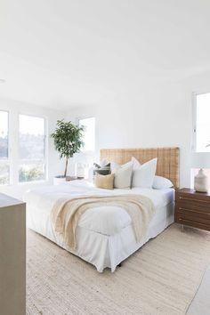 #SeabluffProject #PureSalt #PureSaltInteriors #Seabluff #PlayaVista Dream Bedroom, Home Bedroom, Modern Bedroom, Bedroom Decor, Coastal Bedrooms, Bedroom Ideas, Spa Bedroom, Simple Bedrooms, Master Bedroom