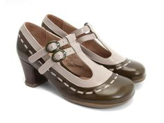 Check out the Fluevog Brightman