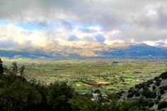 Crete: A day trip to the Lasithi Plateau