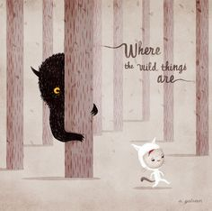 Where The Wild Things Are - Ana Galvañ