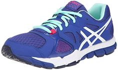 ASICS Womens GelCraze TR 2 Training ShoeElectric BlueWhiteMint 6 BM US * Click image for more details.