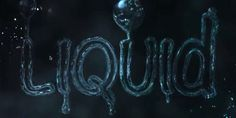 "How to Create ""LIQUID TEXT"" in After Effects  Read more: http://www.cgmotionbox.com/2014/02/create-liquid-text-effects/#ixzz2tipCbKNJ"