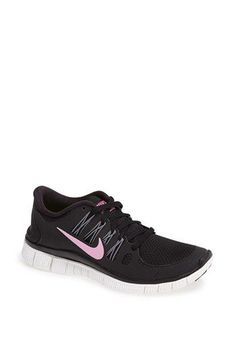 Nike 'Free 5.0' Running Shoe (Women) available at #Nordstrom This is the exact color scheme I've been looking for