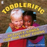 Toddlerific [CD]