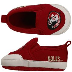 Florida State Seminole Shoes