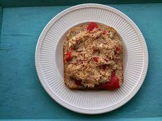 Kitty-boe: Tonijnsalade/tuna salad glutenvrij , bloedgroep dieet recept.