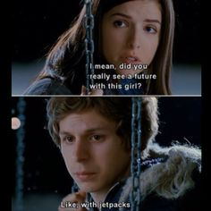 Favorite Romantic Movie Moments: Scott Pilgrim vs The World