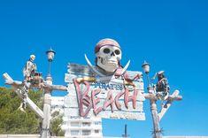 Pirates Beach Bar & Grill, Magaluf