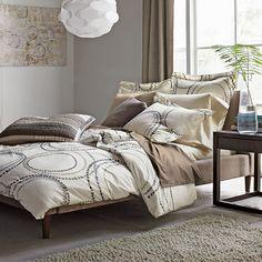 Tempo Percale Bedding | The Company Store