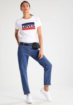Zalando Levis, Printed Shirts, T Shirts, White Tshirt Outfit, Calvin Klein, Streetwear, Topshop, Tom Tailor Denim, Tommy Hilfiger