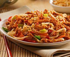 Thai Style Noodle Bowl