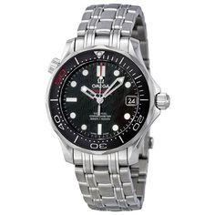 Omega Seamaster James Bond 007 Men's Watch 212.30.36.20.51.001 - Seamaster - Omega - Shop Watches by Brand - Jomashop