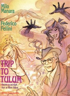 Milo Manara (born 12 September 1945 Italy) is a comics creator known for his pornographic and erotic... Milo Manara (born 12 September 1945 Italy) is a comics creator known for his pornographic and erotic works focused on the female body. He began publishing comics in the 1970s in magazines from Charlie Mensuel to the childrens Corriere dei Ragazzi. He contributed to the Larouse series LHistoire de France en Bandes Dessinées and published LHistoire de Chine at Mondadori in 1980. In the 1980s…