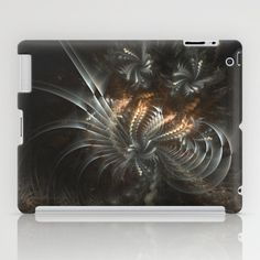 NeonSeries084 iPad Case by fracts - fractal art - $60.00