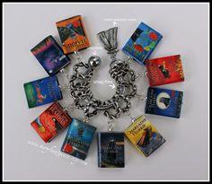 Sookie Stackhouse book bracelet @Gina McBride