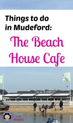 The Beach House cafe is set in one of the most glorious locations you could imagine, with good food, great views and a chilled atmosphere. Beach Cafe, Stuff To Do, Random Stuff, Things To Do, Good Things, Clean Eating, Healthy Eating, Self Promotion