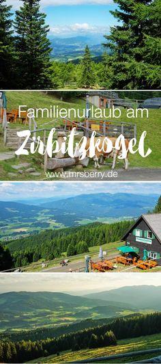 Urlaub am Zirbitzkogel in der Steiermark (Österreich) - Wandern mit Kind und Hund | Familienurlaub im Wanderhotel Tonnerhütte