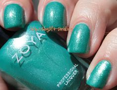 New Zoya Surf collection in Zuza!