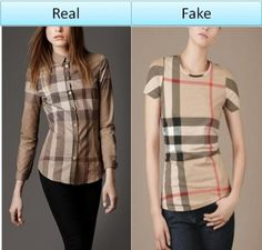 How to Spot Fake Burberry Shirts