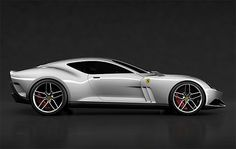 The Ferrari 610 GTO | The Design Inspiration