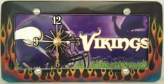 1 , Wall Quartz Clock, on a, 'MINNESOTA VIKINGS', Metal Sign, on a, Metal, Flames, Frame,,16A4.0&29B2.4,,,SHIPPED USPS,,,,,,,,, ASTRODEALS,http://www.amazon.com/dp/B00HUWNAIA/ref=cm_sw_r_pi_dp_Zzsetb03R6T4ATCE
