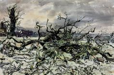 Thomas Hennell 'The Tree', c.1938–40 © Tate