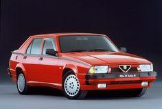 Alfa Romeo 75 (1985-92)