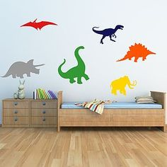 Dinosaurs Kids Wall Stickers - children's room
