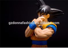 Dragon Ball z figurines Giant Goku 37cm Figurine Dragon Ball z Anime Super Saiyan Action Figure dbz goku Collection model toys, View Action Figures, donnatoyfirm Product Details from Guangzhou Donna Fashion Accessory Co., Ltd. on Alibaba.com