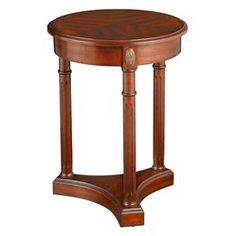 A Bombay Exclusive The Pavilion Antique Mahogany Coffee Table Is A Classic Cross Bar And