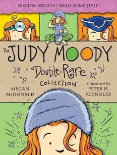 Presents the adventures of third grader Judy Moody as she tries to use her mood ring to predict the future; becomes interested in being a doctor until she catches tonsillitis from her little brother; and asks her parents for more independence.