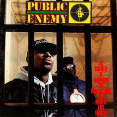 Today in Hip Hop History:Public Enemy released their second. Today in Hip Hop History: Public Enemy released their second album It Takes A Nation Of Millions To Hold Us Back June 28 1988 Rap Albums, Hip Hop Albums, Best Albums, Greatest Albums, Andy Dufresne, Rap Us, New School Hip Hop, High School, Rap Album Covers