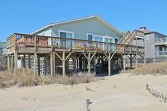South Nags Head NC Oceanfront Rental - 556-C