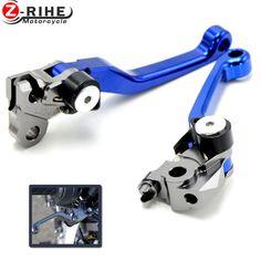 Off-road vehicle universal brake lever Pivot Brake Clutch Lever motorcycle brake clutch levers for honda CRF230F 03-09 SL230 97- #Affiliate
