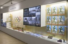 SIGHTS. Sports Museum Of Finland. Located in the Olympiastadion (Olympic Stadium), the Sports Museum of Finland exhibits the athletic history of the country.