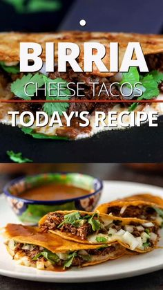 Mexican Dishes, Mexican Food Recipes, Beef Recipes, Cooking Recipes, Healthy Recipes, Masa Recipes, Vegetarian Mexican, Irish Recipes, Beef Birria Recipe