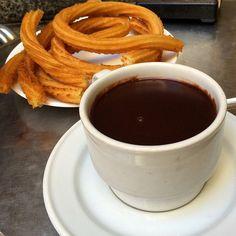 Recetas Thermomix Churros, Chocolate Fondue, Salmon, Tableware, Desserts, Food, Club, Gourmet, World