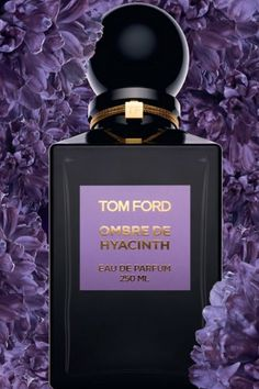 Ombre de Hyacinth Tom Ford for women and men - Top notes are galbanum, violet leaf, magnolia petals and olibanum; middle notes are hyacinth, pink pepper and jasmine; base notes are galbanum, benzoin and musk.