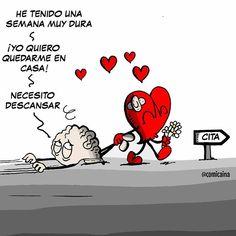 Love My Job, Love Of My Life, Love Him, Relationships Love, Relationship Goals, Heart Vs Brain, Love Dating, Humor Grafico, Love Letters