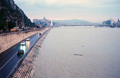 View over the Danube; Budapest