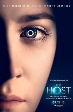 The Host by Stephenie Meyer is now being turned into a movie. This book is a much much much better read than the Twilight series and hopefully the movie will portray this as well, I cant wait for this one to come out.