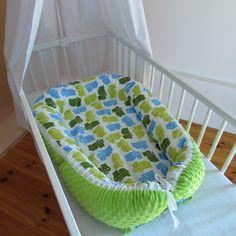 Hnízdečko pro miminko  Je vhodné pro novorozence a miminka jako ochranný mantinel. BAVLNA + MINKY