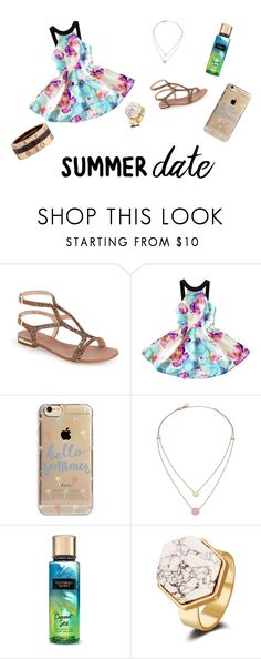"""""""Summer!!"""" by shasha-yusrina ❤ liked on Polyvore featuring Vince Camuto, Agent 18, Michael Kors and Cartier"""