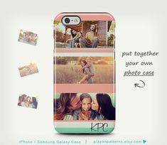 Personalized Photo iPhone 6 Case, iPhone 5 Case, custom photo case, iPhone 5S case, Samsung Galaxy Cases, iPhone 6 Plus Case, iPhone 5C case