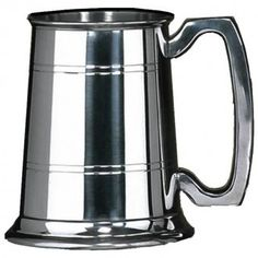Pewter Tankard from Timpsons. Can be personalised  £34.99