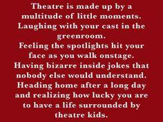 #theatre
