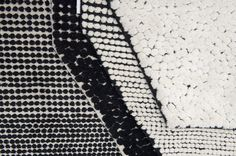ronan and erwan bouroullec present a series of handknotted rugs
