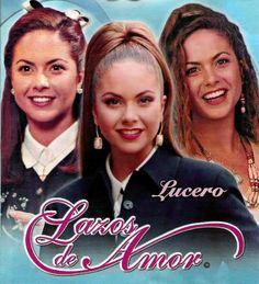 Lazos de amor telenovela Lucero