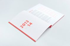 AORP YEARBOOK 2013 on Editorial Design Served