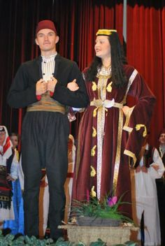 FolkCostume&Embroidery: Overview of the Folk Costumes of Europe, Bosnia